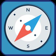 GPS Compass and Direction 全球定位系统 指南针和方向