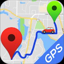GPS导航地图