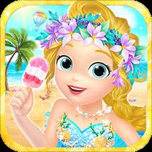 华为应用市场_莉比小公主的完美沙滩之旅