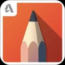 华为应用市场_妙笔生花Autodesk SketchBook