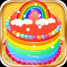 彩虹蛋糕小工厂